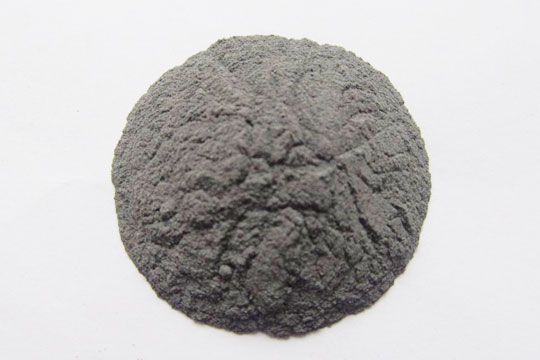 Preparation of Ultrafine Metal Powder by Ball Milling