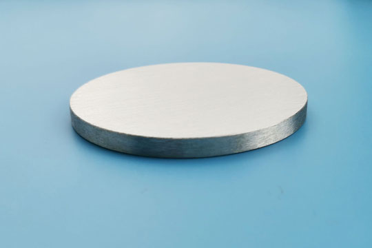 Tin Zinc Sputtering Target Video (SnZn)