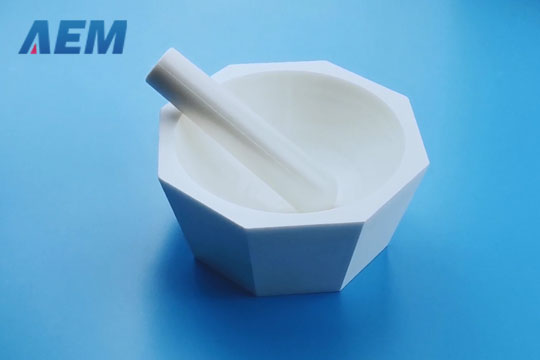 Zirconia Mortars & Pestles Video