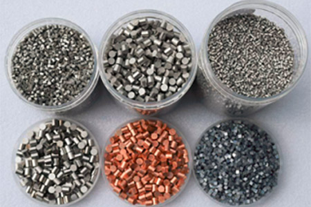 Nickel Chromium Pellet Evaporation Material (Ni/Cr 60/40 WT%)