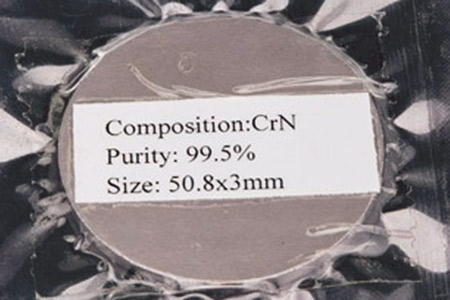 Chromium Nitride Sputtering Targets (CrN)