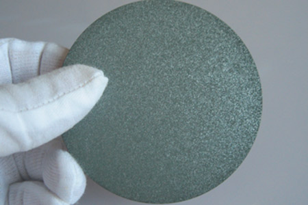 Chromium Silicate Sputtering Targets (CrSiO2)