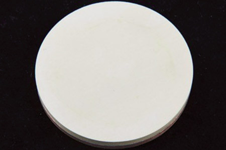 Zinc Oxide doped with Scandia Sputtering Targets (ZnO/Sc2O3 98/02 wt%)