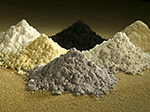 Production of Precious Metal Powder