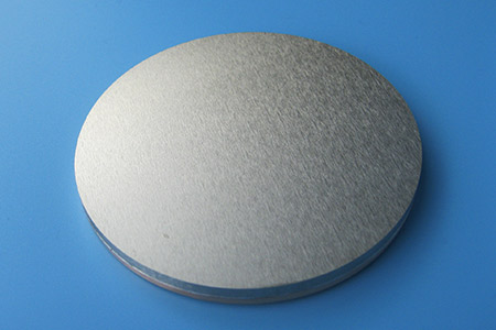 Nickel Chromium Aluminum Silicon Sputtering Targets (Ni/Cr/Al/Si (54-37-6-3 wt%))